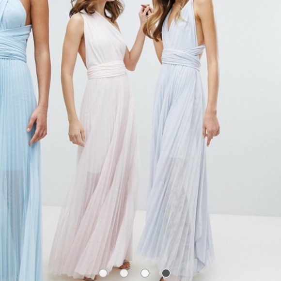quality design buying new stable quality ASOS multi tie maxi dress